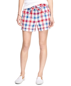 Brooks Brothers - Cotton and Linen Shorts