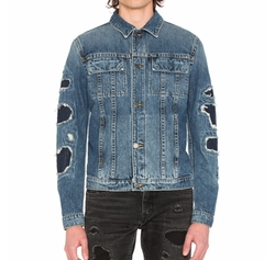 Helmut Lang - Mr 87 Destroy Jacket