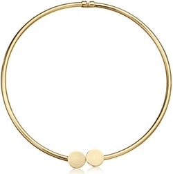 Jules Smith - Double Cylinder Choker Necklace