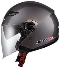 LS2 Helmets  - OF569 Open Face Motorcycle Helmet