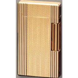 IM Corona - Double Corona Gold Plate Lighter