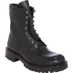 Rick Owens - Lace-up Combat Boots