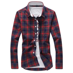Stunner - Plaid Checkered Casual Shirt