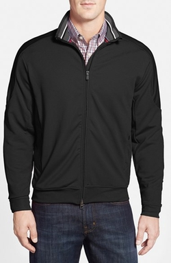 Bobby Jones - Mesh Panel Full Zip Jacket