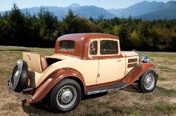 Hudson  - 1932 Terraplane Rumble Seat Coupe