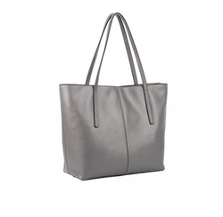 Yaluxe - Leather Work Tote Bag