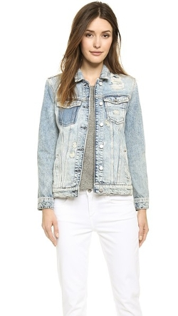 Maison Scotch - Trucker Jacket