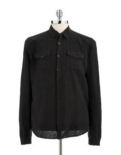 John Varvatos U.S.A.  - Button-Down Sport Shirt