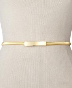 Style & Co. - Cobra Stretch Chain Belt