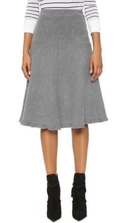 J.O.A.  - Knit Full Skirt