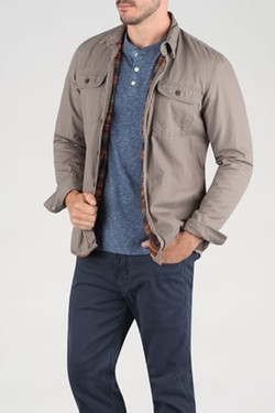 Faherty - Blanket Lined CPO Jacket