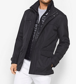 Michael Kors Mens - Tech Field Jacket