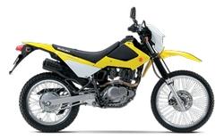 Suzuki - 2016 DR200S Motorcycle