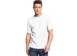 Club Room  - Short Sleeve Crew Neck T-Shirt
