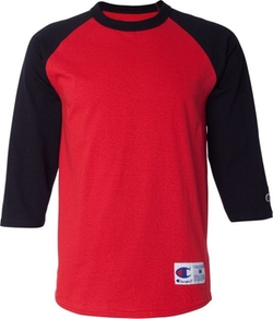 Champion - Raglan Baseball T-Shirt
