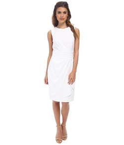 Calvin Klein - Ruffle Front Dress