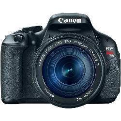 Canon  - EOS Rebel T3i 18 MP CMOS Digital SLR Camera