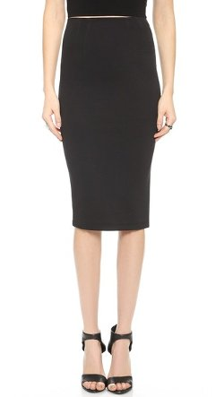 Alice + Olivia  - Super High Waist Pencil Skirt