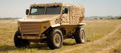 Force Protection Europe - Ocelot Truck
