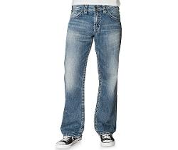 Silver Jeans - Gordie Loose-Fit  Jeans