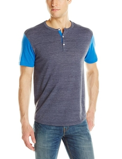 Alternative - Home Run Henley Shirt