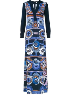 Peter Pilotto - Kia Print Long Dress