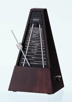 Seiko  - Wood Mec Metronome