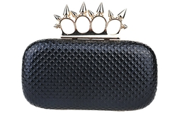 Pointss - Punk Style Clutch Bag