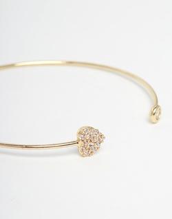 Asos - Open Heart Cuff Bracelet