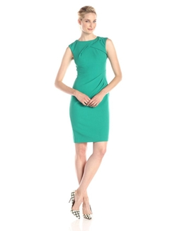 Adrianna Papell - Sleeveless Sheath Dress
