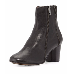 Gentle Souls - Lexington Leather Ankle Boots
