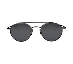 Thom Browne - Round Aviator Sunglasses