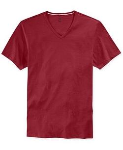 INC International Concepts  - Stretch V-Neck T-Shirt