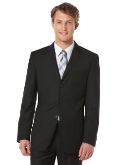 Perry Ellis - Textured Suit Jacket