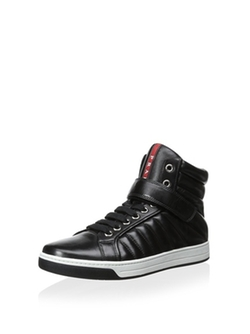 Prada - Casual Hi-Top Sneakers