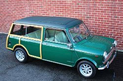 Morris - 1965 Mini Car