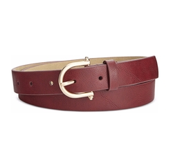 Style & Co. - Skinny Knob Buckle Pants Belt