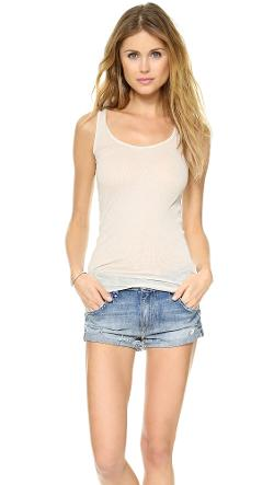 American Vintage  - Los Angeles Round Neck Tank Top