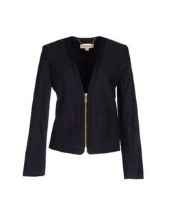 Michael Michael Kors  - Zip Front Blazer