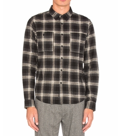 Native Youth - Brant Plaid Shirt