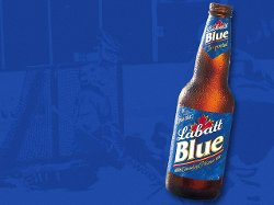 Labatt - Blue Beer
