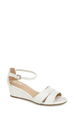 Geox  - Lupe 8 Wedge Sandal