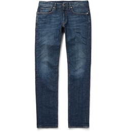 Incotex - Washed-Denim Jeans