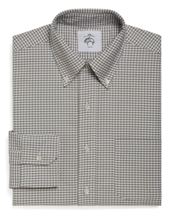 Brooks Brothers - Gingham Button-Down Shirt