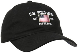 U.S. Polo Assn. - Flat Baseball Cap
