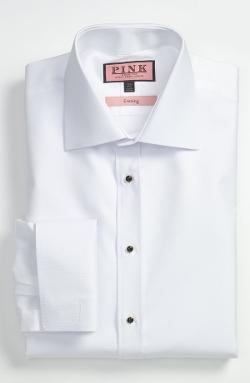 Thomas Pink - Slim Fit Tuxedo Shirt