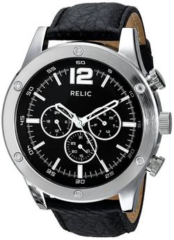 Relic - Loden Silvertone Watch