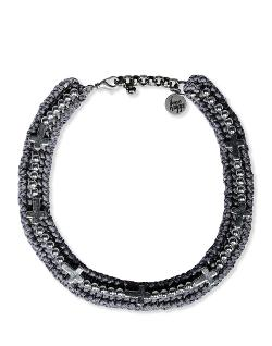 Venessa Arizaga  - Silver Plated Necklace