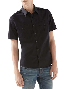 Gucci - Short-Sleeve Duke Shirt