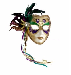 Forum Novelties - Mardi Gras Full Venetian Mask